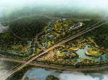 成都北湖湿地公园