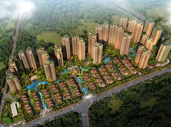 北京城建 · 龙樾湾三期