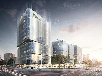 海思科运营总部及研发中心