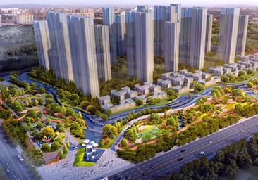 中铁建 · 西派国樾运动公园